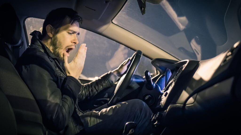 Gefahr im Verkehr- Sekundenschlaf-Artikelbild