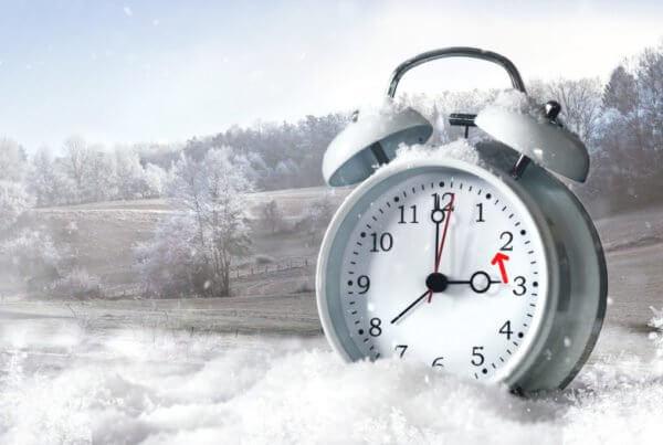 Erinnerung: Zeit umstellen auf Winterzeit